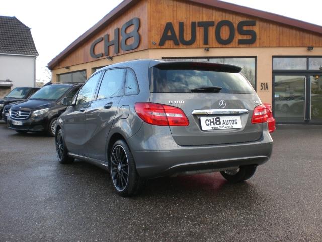 Ch8 Autos Mercedes B 180 Cdi Jantes Amg 18 Gps 17900